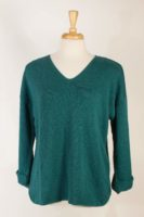 Avalin - One Size V-Neck Sweater (5 New Colors)