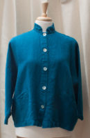 "Linen ""Danuta"" Jacket by bryn Walker (4 New Colors)"