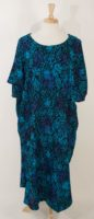 Bali Batiks - One Size Caftan Dress (5 Colors)