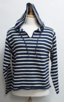 Nautical Striped Hoodie (2 colors available)