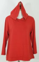 bryn Walker Organic Cotton and Bamboo Hooded Shirt (6 Fall Colors)