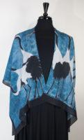 """Cocoon House- Short Open Kimono - """"Parade"""""""