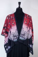 "Cocoon House - Short Open Kimono - ""Views"""