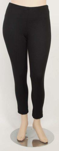 Comfy USA Long Leggings - Black