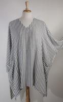 V Neck Striped Tunic by Dairi