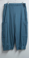 """Cotton """"Beth"""" Cropped Cargo Pants by """"Flutter"""" 2 colors)"""