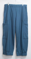 """Beth"" Cargo Bamboo Fleece Pants by ""Flutter"" (2 colors)"