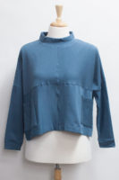 """Rhonda"" Crop Sweatshirt by ""Flutter"""