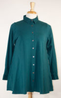 "Long Sleeve ""Jane"" Blouse by Flutter (2 colors)"