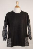 Two Pocket Sweatshirt by Flutter