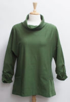 """Bamboo Fleece """"Tracy"""" Top by """"Flutter"""" (3 colors)"""