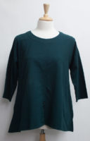 """Relaxed Fit Cotton Gauze Top by """"Focus"""" (5 colors)"""