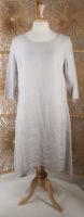 Focus - Long Linen 3/4 Sleeve Dress(2 colors)