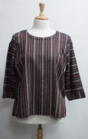"""Striped Top by """"Focus"""""""