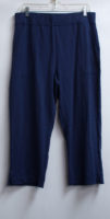 """Comfortable Capris by """"Habitat"""" in Navy and Black"""