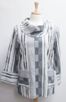 """Crinkle Cotton Cowl Tunic by """"Habitat"""" (3 colors)"""