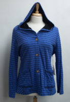 "Striped Hoodie Jacket by ""Habitat"""