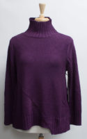 "Mock Turtleneck Sweater by ""Habitat"" (2 colors)"
