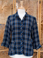 "Plaid Swing Shirt by ""Habitat"" (3 colors)"