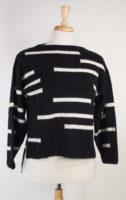 """Anna"" Alpaca Sweater by Iridium"
