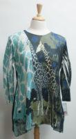 """""""Kenya Giraffe"""" Print Top by """"Jess and Jane"""""""