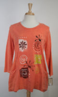 Bright and Happy Summer Top by Jess and Jane
