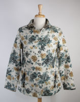 LA Blend Reversible Floral Jacket