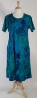 Cotton Knit Dress by La Cera