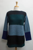 """Reversible Tunic Sweater by """"Margaret Winters"""""""
