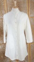 Marketplace Soft White Kurta Tunic
