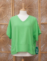 "Oh My Gauze ""Kat"" Top (2 colors)"