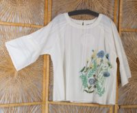 Gloria Top by Parsley and Sage
