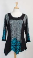 """""""Kamila"""" Top by Parsley and Sage"""