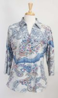 """""""Peyton"""" Blouse by Parsley and Sage"""