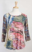 """""""Suzzane"""" Top by Parsley and Sage"""