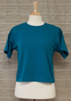 Short Sleeved Crop Tops by Pacific Cotton (9 Colors)