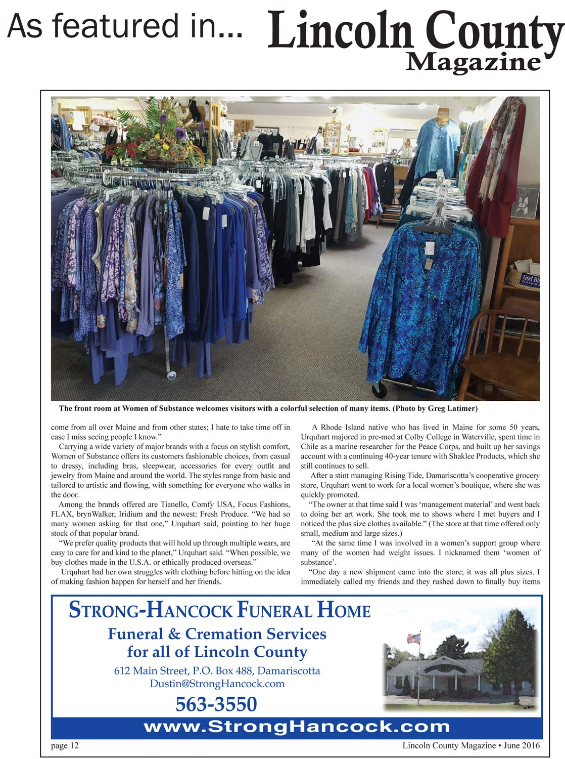 Page-2-Lincoln-County-Magazine-Women-of-Substance--Article