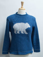 """Bear Sweater by """"Parkhurst"""" (2 colors)"""