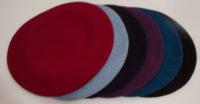 """Basque Beret by """"Parkhurst"""" (6 colors)"""