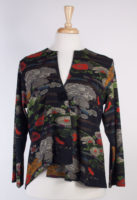 """""""Bianca"""" One Button Jacket by Parsley and Sage"""