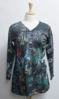 """""""Billie"""" Tunic by Parsley and Sage"""