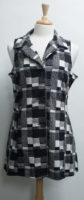 """""""Vale"""" Tunic-length Vest by """"Parsley and Sage"""" (2 colors available)"""
