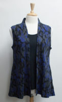 """""""Cressida"""" Vest by Parsley and Sage (3 colors)"""