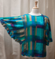 """""""Mercedes"""" Flare Sleeve Top by Parsley and Sage"""