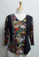 """""""Hazel"""" Top by Parsley and Sage"""