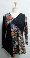 """""""Hazel"""" Cotton Tunic by Parsley and Sage"""