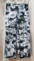 "'Janice' Flowy Layered Tie Dye Print Pants by ""Parsley and Sage"""
