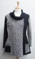 """""""Pearl"""" Cowl Tunic by """"Parsley and Sage"""""""