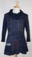 """""""Rochelle"""" Tunic by Parsley and Sage"""