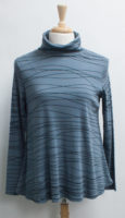 """Long sleeved Swing Turtleneck by """"Prairie Cotton"""""""